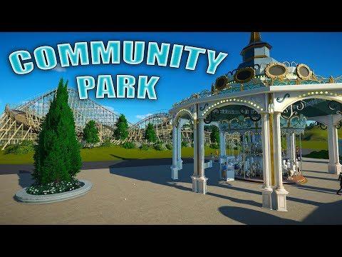 Planet Coaster Community Park - Episode 1