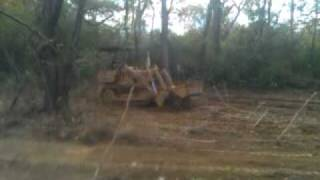 Case 450 dozer/crawler/loader with 4 in 1 (drott)bucket