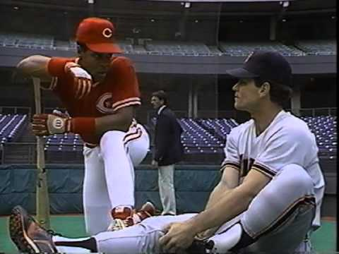 Wire to Wire - 1990 Cincinnati Reds