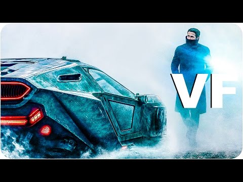 BLADE RUNNER 2049 Bande Annonce VF (Nouvelle // 2017) streaming vf