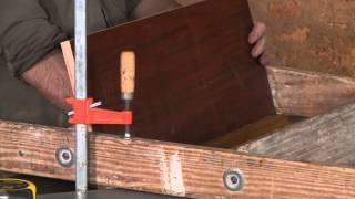 How To Build A Ladder Bookshelf: Part 2