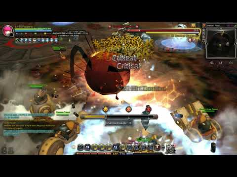 [Dragon Nest SEA] Gearmaster Lvl 95 Solo Labyrinth Granom Nest Floor 30