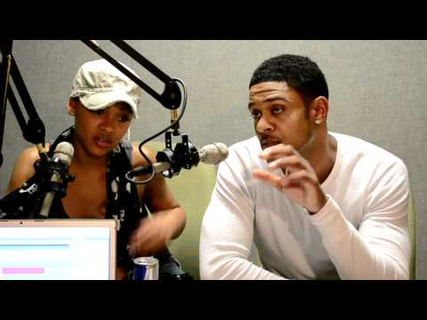 Sean-D interviews Meagan Good & Pooch Hall