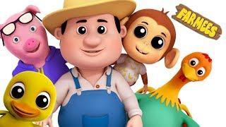Nursery rhymes for kids   Baby cartoon song videos   Childrens rhyme   Preschool educational video
