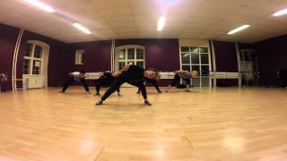 Art Of Persuasion / ESTA remix / Choreography Anastasija Olescuka / dance class