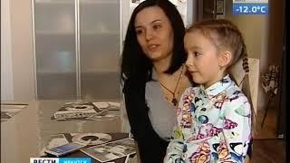 В пятерку лучших по ментальной арифметике попала шестилетняя иркутянка