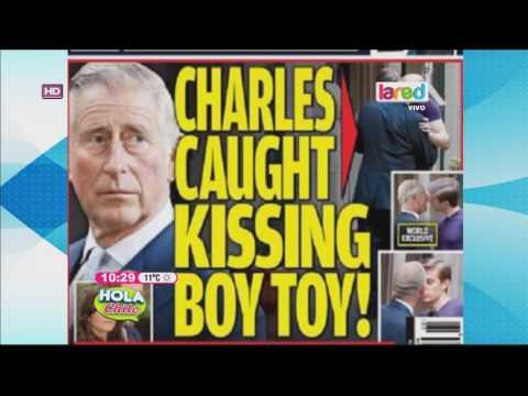 Las comprometedoras fotos del Príncipe Carlos que complicarían a la Monarquía