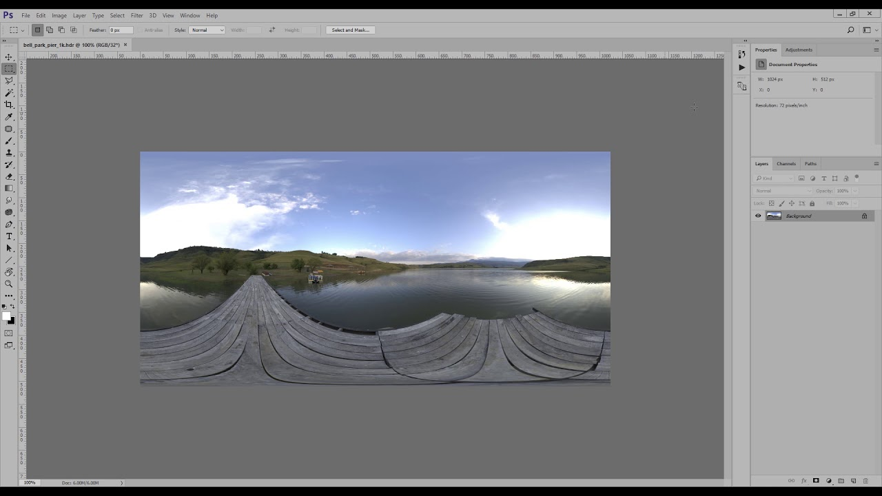 Cubemap from CMFTStudio to Unreal