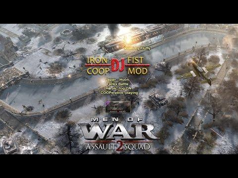 Men of War: Assault Squad 2 - Iron Fist DLC - Japan playing