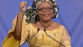 Women who changed the world: Lehmah Gbowee