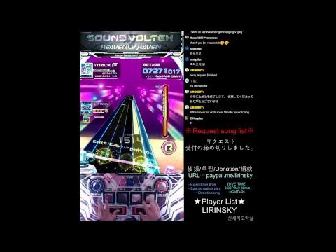 LIRINSKY's SDVX LIVE (18.01.08)