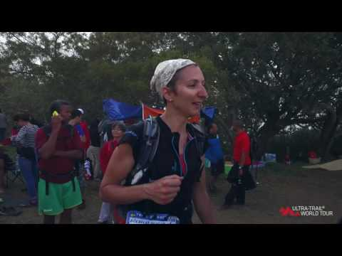 On the trail with Sophie at Grand Raid Réunion