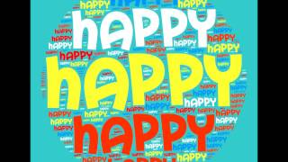 Happy (from Despicable Me 2) --- Pharrell Williams