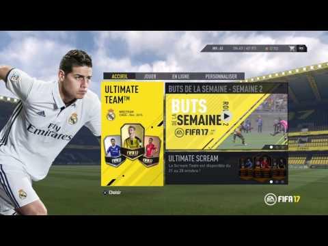 COMMENT AVOIR DES CREDITS ILLIMITES SUR FIFA 17