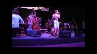 Karine Aguiar Arraial do Mundo release concert part II 7th Festival Amazonas Jazz