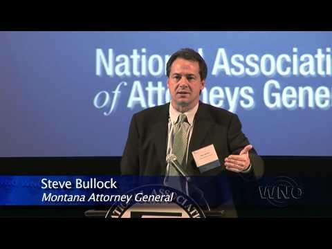 Montana Attorney General Steve Bullock: Need to Raise Prescription Drug Abuse Awareness