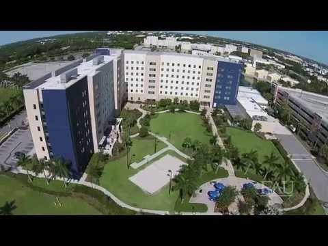 Live the FAU life — live ON-CAMPUS!