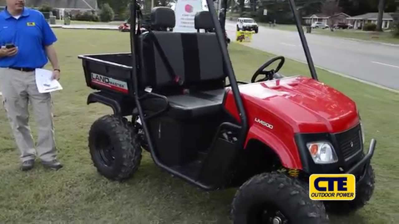 American Sportworks | Land Master 500 (LM 500) Review