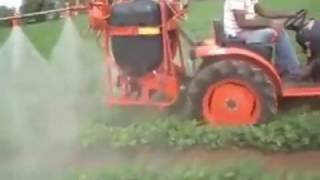 Mini Tractor Springalar Irrigation