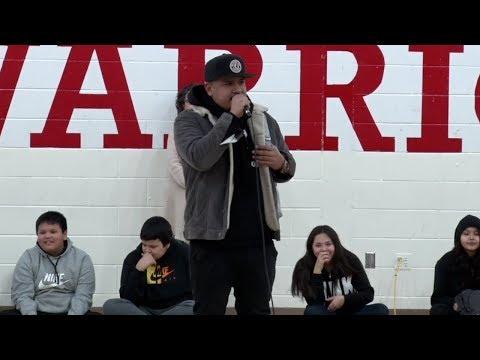 Red Lake Middle School Celebrates Progress With Awards Ceremony