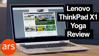 Lenovo ThinkPad Yoga X1 Review: The Best ThinkPad Yet? | Ars Technica