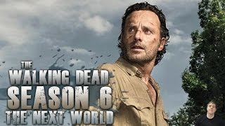 The Walking Dead Season 6 Episode 10 - The Next World – Video Predictions!