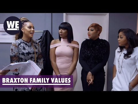 Practice Makes Perfect | Braxton Family Values | WE tv