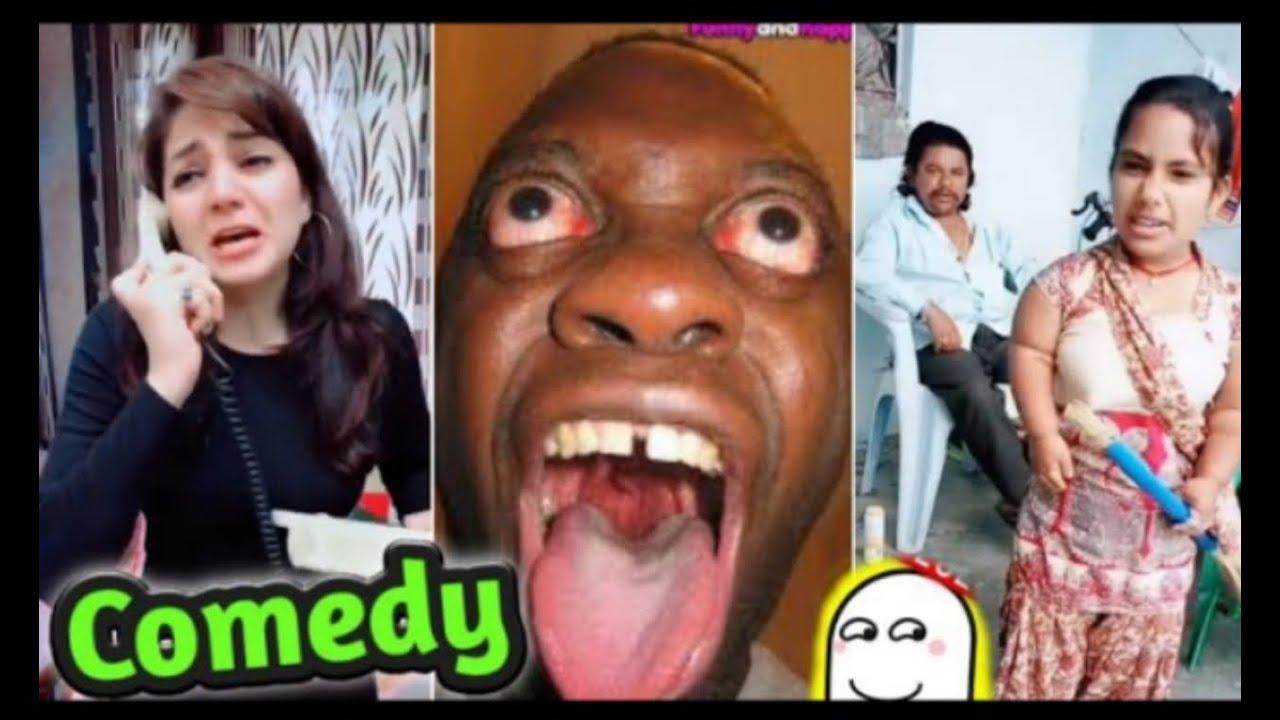 Download Best Comedy Videos 😂   Best Tiktok Comedy Videos   funny Tiktok videos   Josh app videos    reels 12