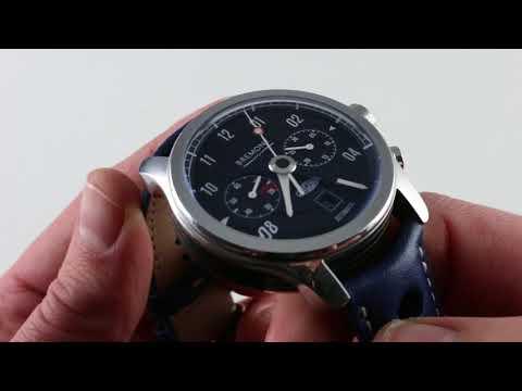 Pre-Owned Bremont Jaguar Chronograph BJ-II/BK Luxury Watch Review