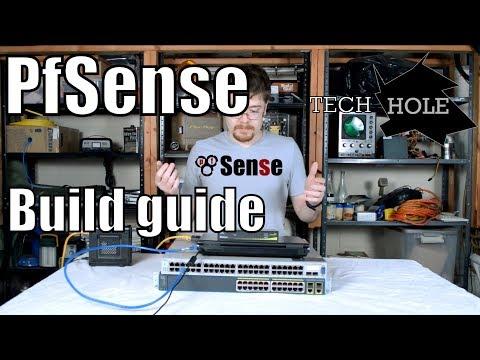 The zero dollar PfSense router