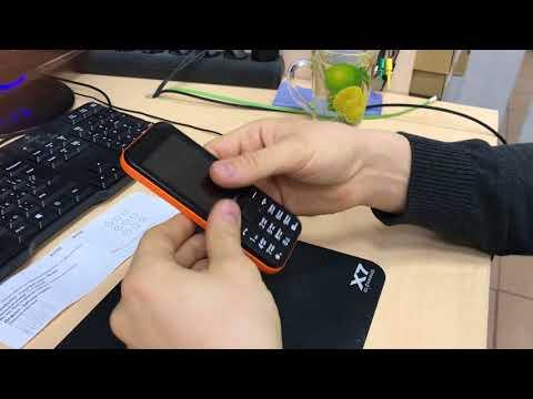 Прошивка Телефона TeXet TM-302