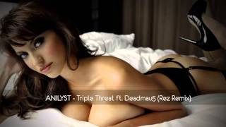 Video Anilyst: Triple Threat ft. Deadmau5 (Rez Mix) download MP3, 3GP, MP4, WEBM, AVI, FLV Juni 2018