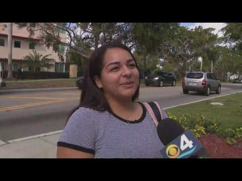 WEB EXTRA: Barry University Students React To News About Fellow Student's Murder