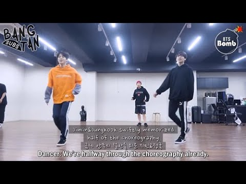 [ENG] 181224 [BANGTAN BOMB] BTS PROM PARTY : UNIT STAGE BEHIND - Jimin & Jung Kook - BTS