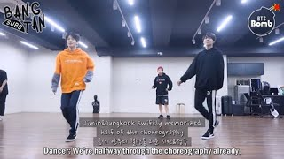 [ENG] 181224 [BANGTAN BOMB] BTS PROM PARTY : UNIT STAGE BEHIND - Jimin & Jung Kook - BTS