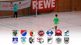 Futsalturnier - Leistungsvergleich Kottern 2016