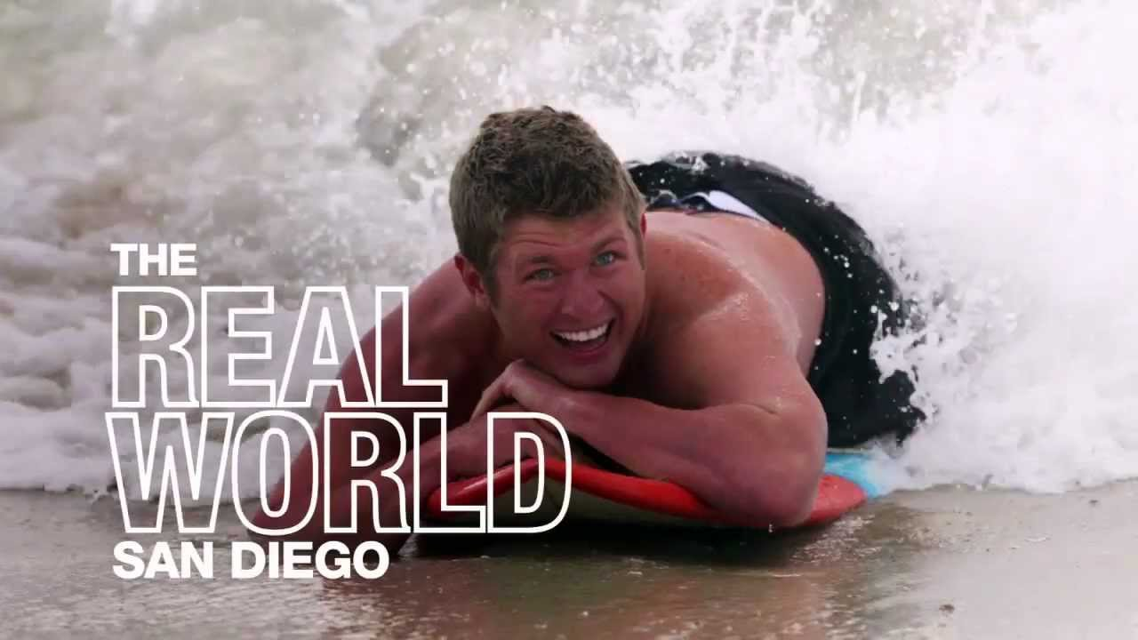 The Real World San Diego 2011 Promo Nate Youtube