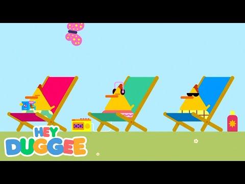Chicken's Cluckiest Moments | Hey Duggee Best Bits | Hey Duggee