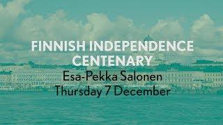 Esa-Pekka Salonen: Jean Sibelius & Finnish Independence (TRAILER)