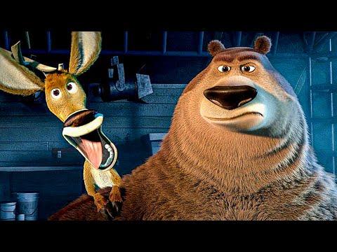 Open Season 4: Scared Silly Trailer (2016) Animation | Jagdfieber 4