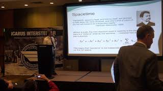 "Starship Congress 2017: Miguel Alcubierre, ""Faster Than The Speed Of Light"""