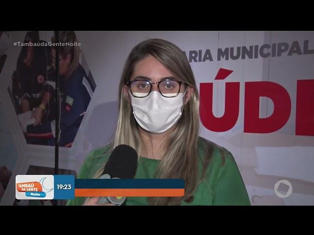Paraíba recebe lote com 110.250 vacinas na madrugada desta sexta - Tambaú da Gente Noite