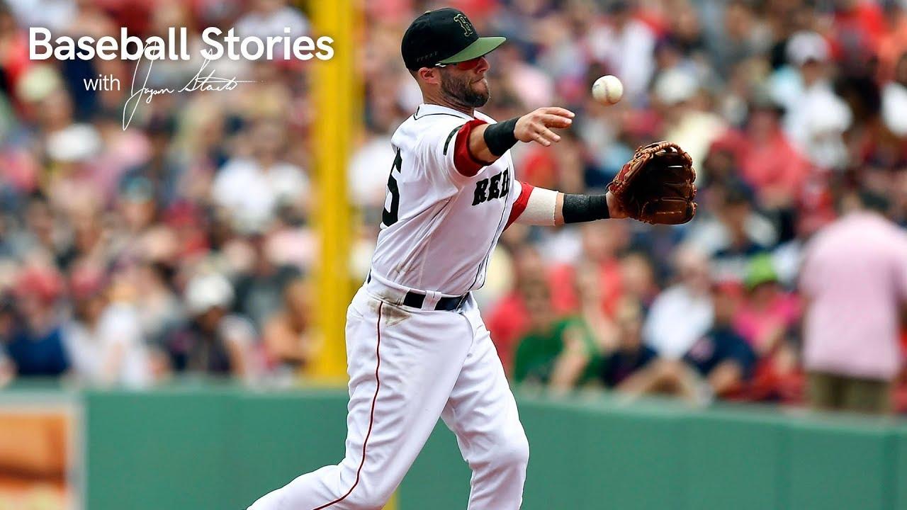 Dustin Pedroia Breaks Down His Trash Talk | Baseball Stories