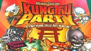 Recensioni di Chiara: Kung Fu Party (tutorial, commento e partita)