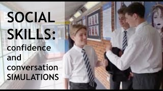 MIND MATTERS:   SOCIAL SKILL SIMULATIONS  (practice  your social skills!)