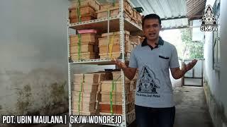 Sabda Pangon | Madu Lanceng | Seri 77 | Pdt. Ubin Maulana | GKJW Wonorejo | MD Besuki Timur