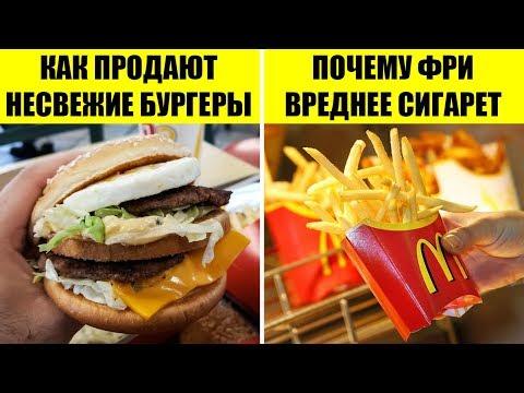 40 секретов McDonald's,
