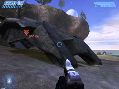 halo combat evolved pelican mod #1