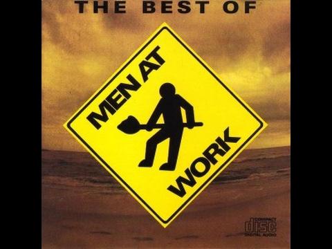 Men At Work - Overkill (Lyrics on screen)