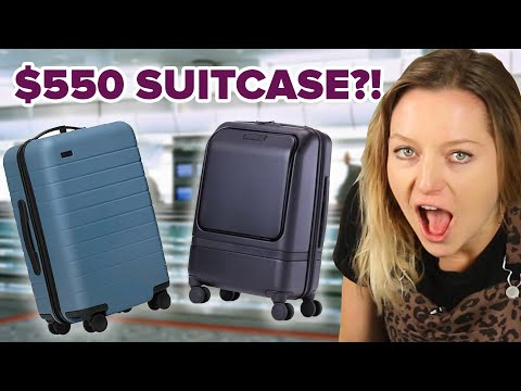 $67 Suitcase Vs. $550 Suitcase